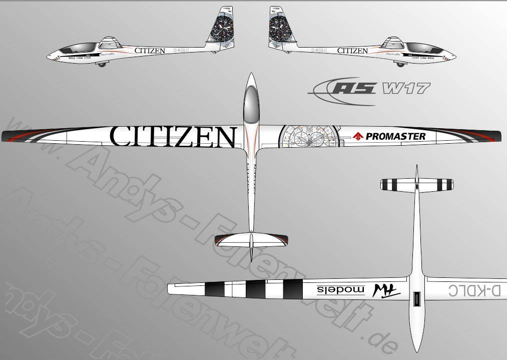 ASW 17 Citizen FW Models
