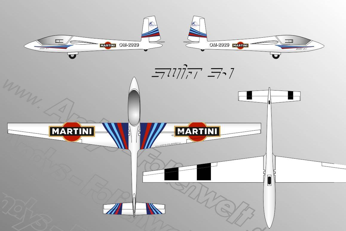 Swift Martini