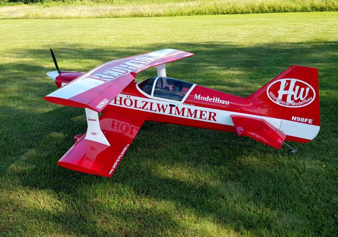 Pilot Rc  Extra 330 Sc  Carf  Krill Models  Delro  F3ax